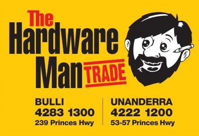 The Hardware Man – Bulli